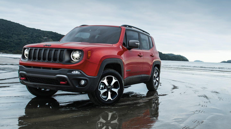 2020 Jeep Renegade Key Features near Nashville, TN