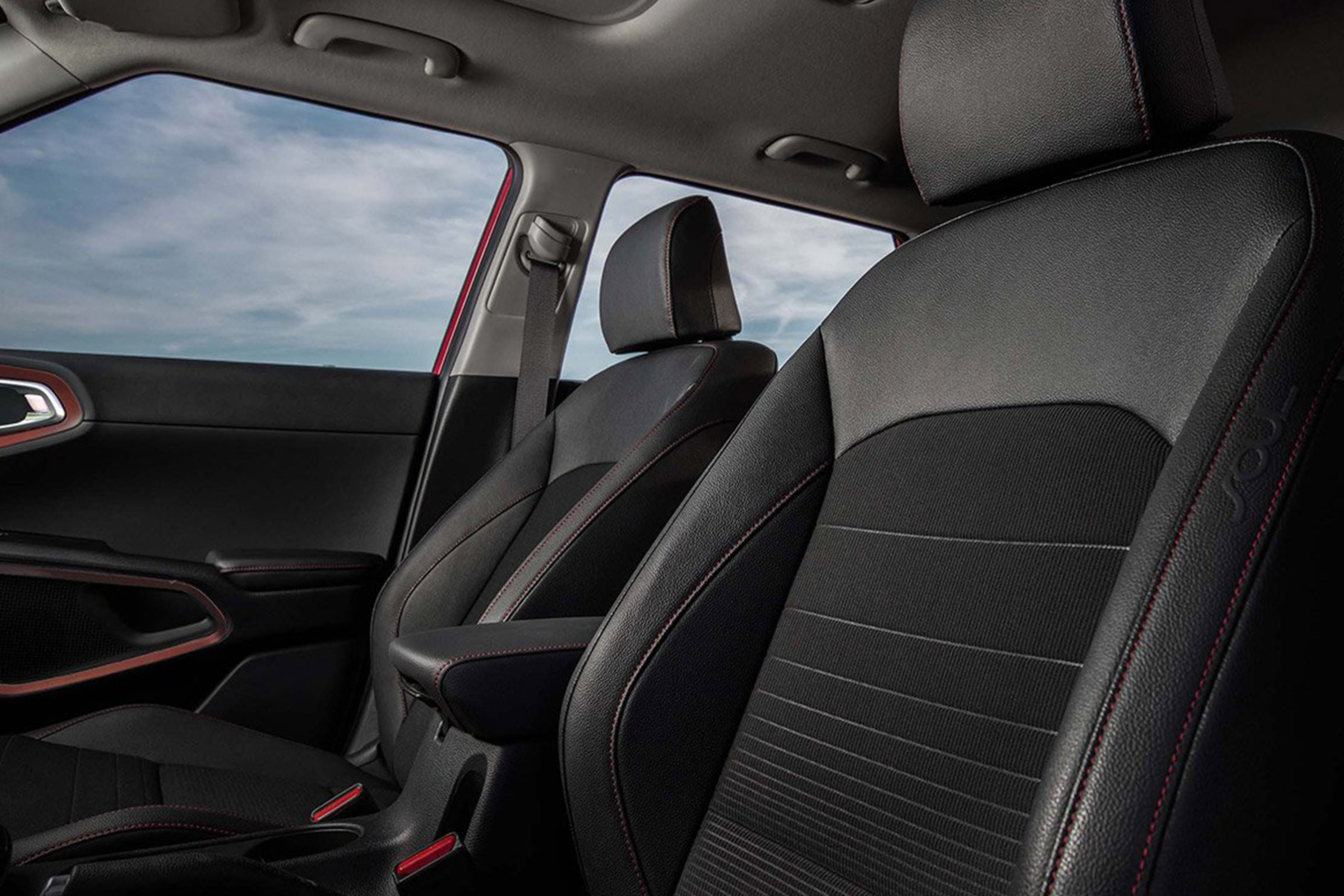 Seating in the 2020 Soul