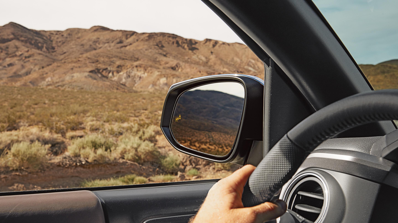 2020 Toyota Tacoma Blind Spot Monitor