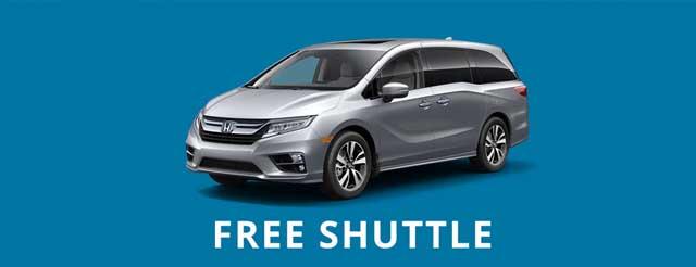 Free Shuttle Honda Champaign
