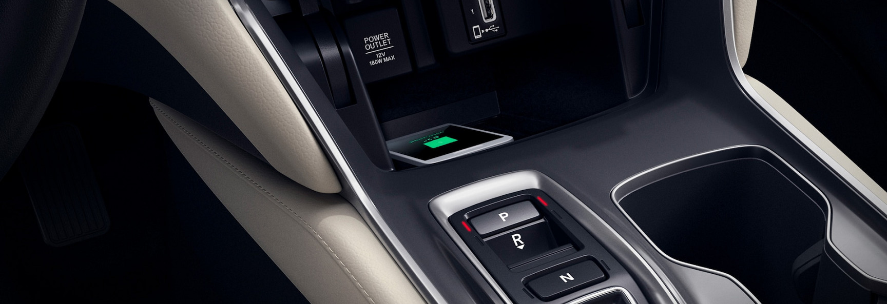 2020 Accord Wireless Charger