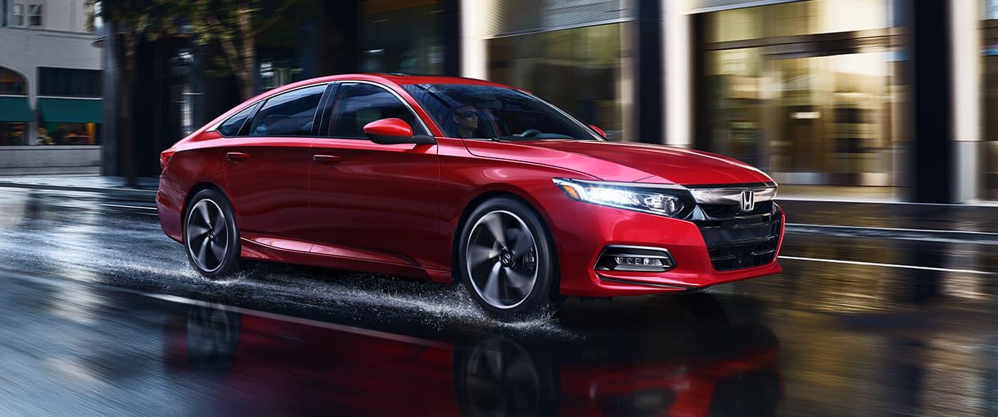 2020 Honda Accord Trim Levels near Washington, DC