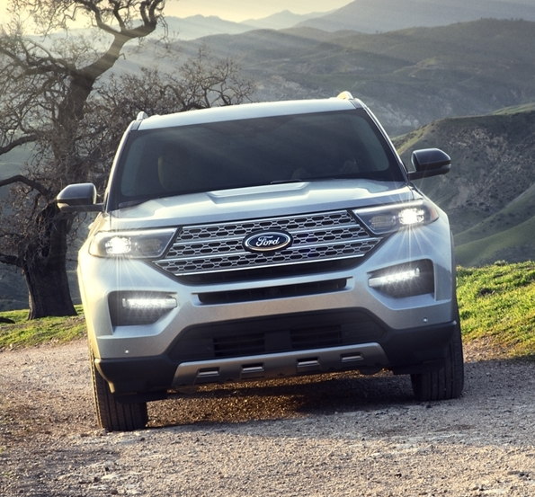 2020 Ford Explorer Leasing near Chicago, IL