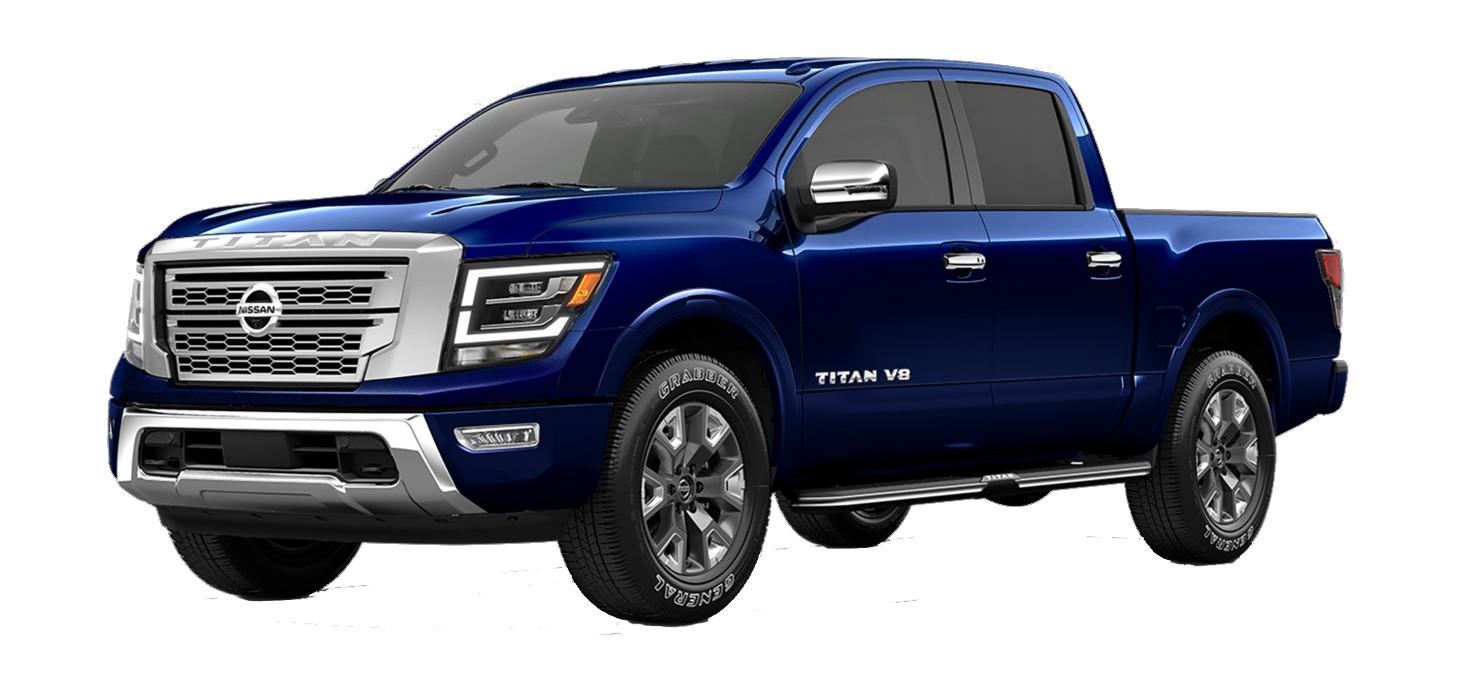 2020 Nissan Titan for sale in Edmonton, AB