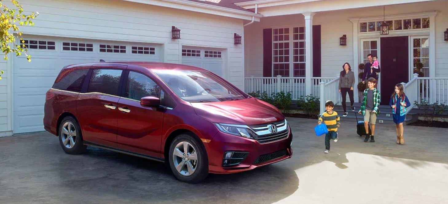 2020 Honda Odyssey Trim Levels near Washington, DC
