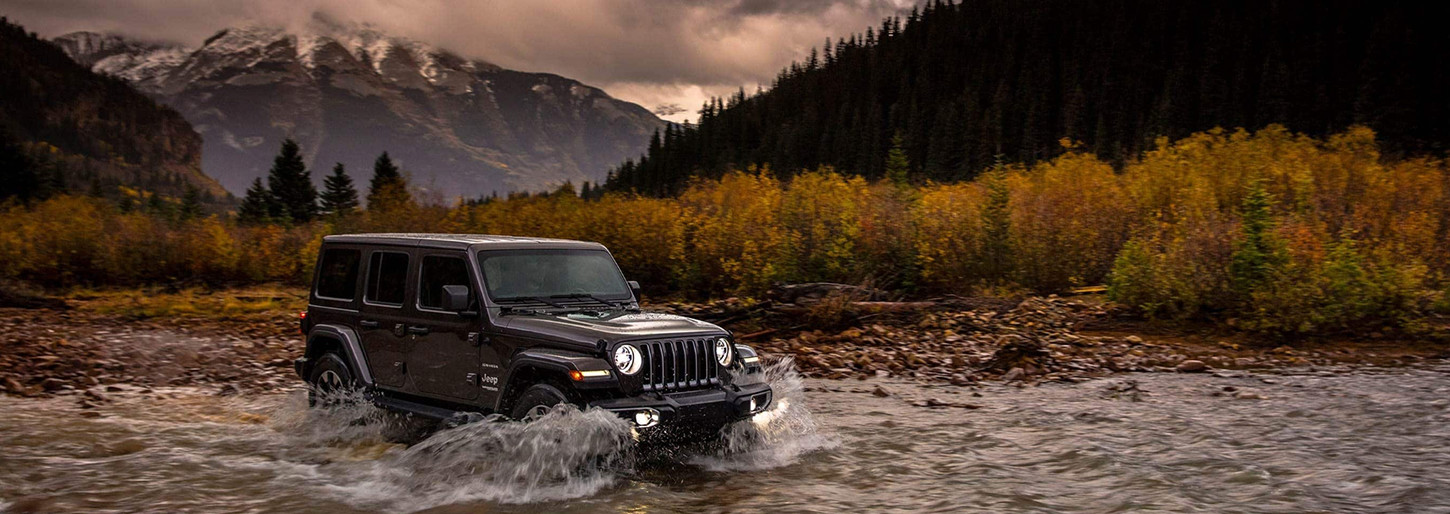 We're The Third Largest Mid-Atlantic Jeep Wrangler Dealer!
