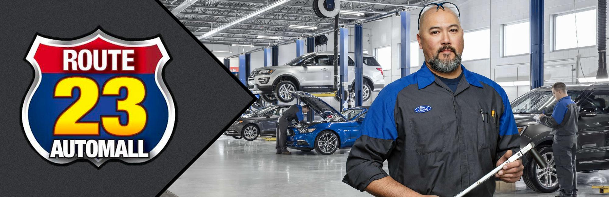 Ford service NJ