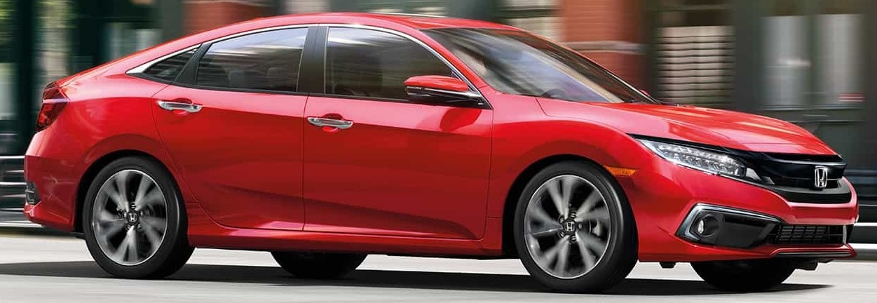 2020 Honda Civic Leasing near Cypress, TX