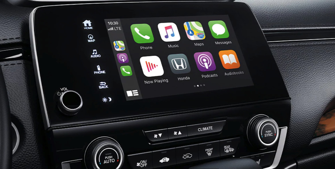 All Your Apps at Your Fingertips in the 2020 Honda CR-V!