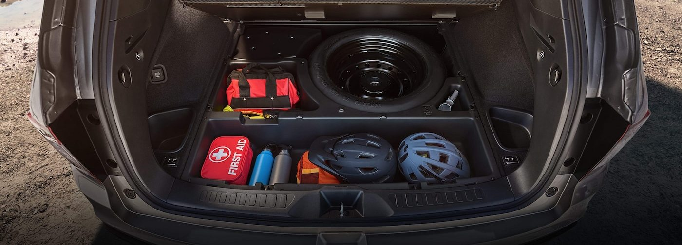 There's Plenty of Space for Your Items in the 2020 Honda Passport!