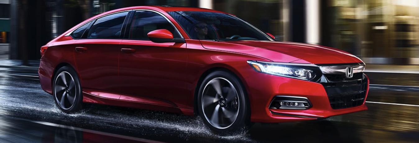 2020 Honda Accord Technology Features near Houston, TX