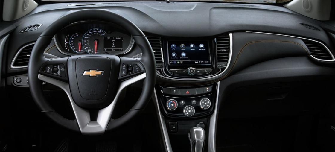 Toda la tecnología incorporada en la Chevy Trax 2020.