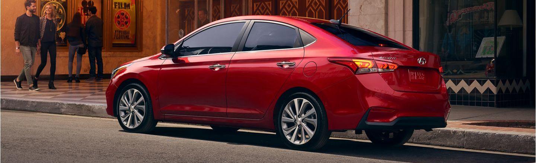 2020 Hyundai Accent Leasing near Manassas, VA