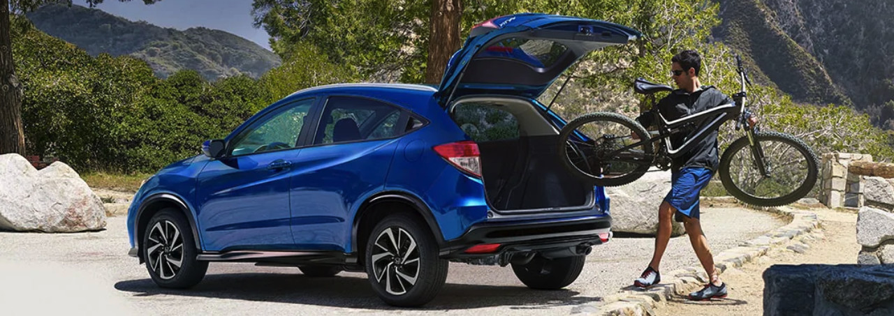 2020 Honda HR-V Leasing near Humble, TX