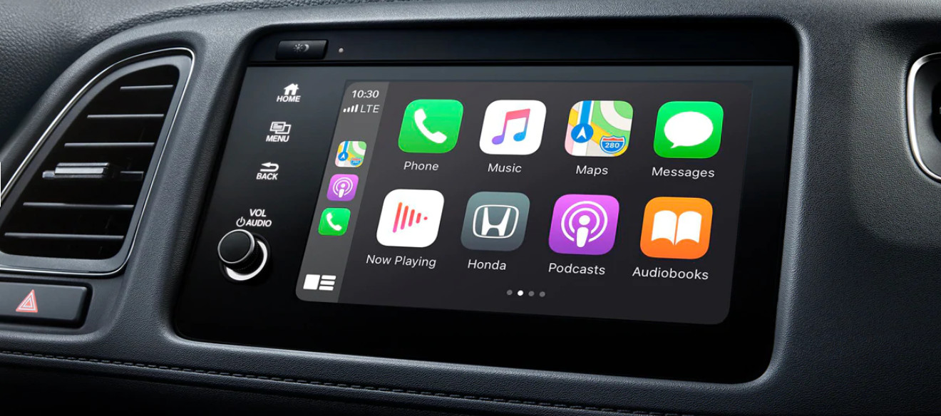 Access Your Apps Quickly in the 2020 Honda HR-V!
