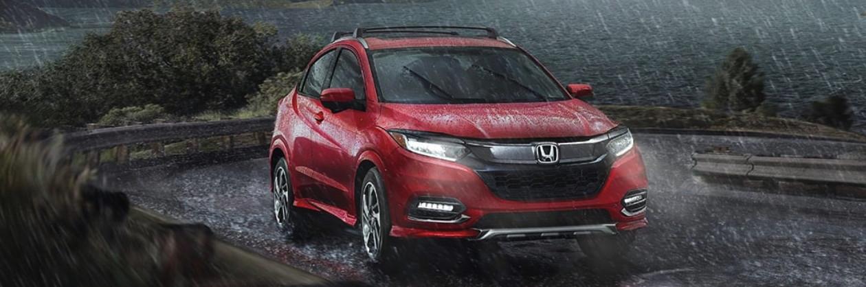 2020 Honda HR-V Trim Levels near Humble, TX