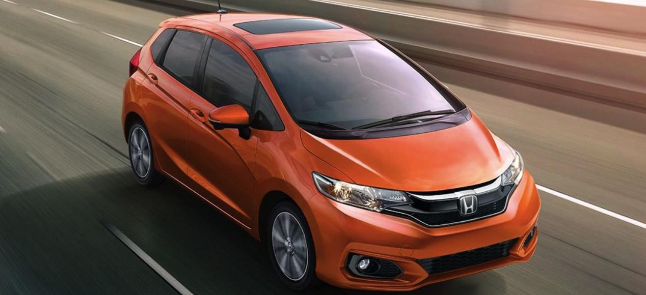 2020 Honda Fit Leasing near The Woodlands, TX