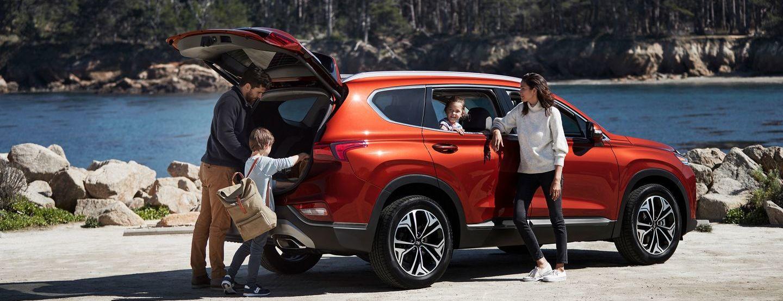 2020 Hyundai Santa Fe Trim Levels near Washington, DC