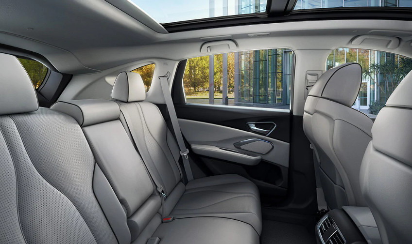 Upscale Seating in the 2020 RDX