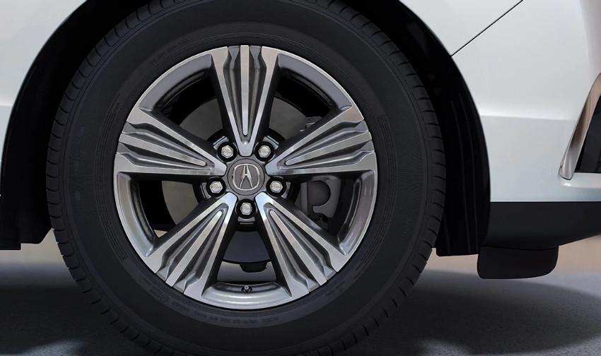 Stylish Wheels of the 2020 MDX