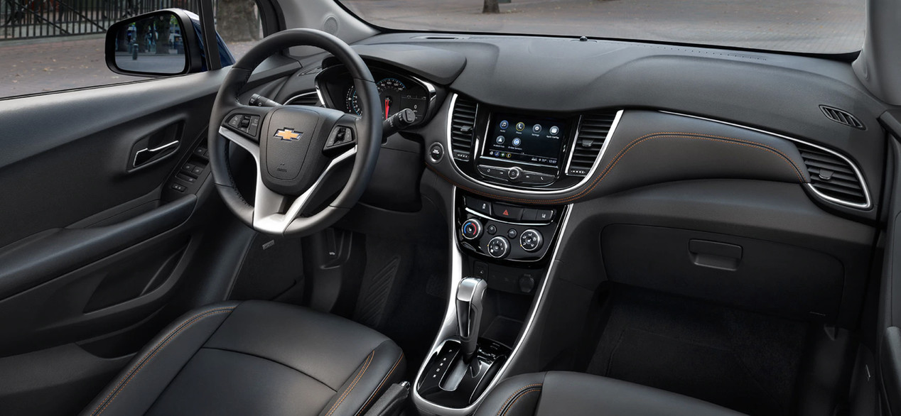 2020 Chevrolet Trax Cockpit