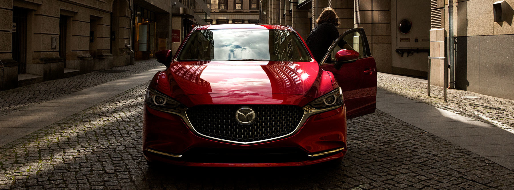 2020 MAZDA6 Technology Features in New Braunfels, TX