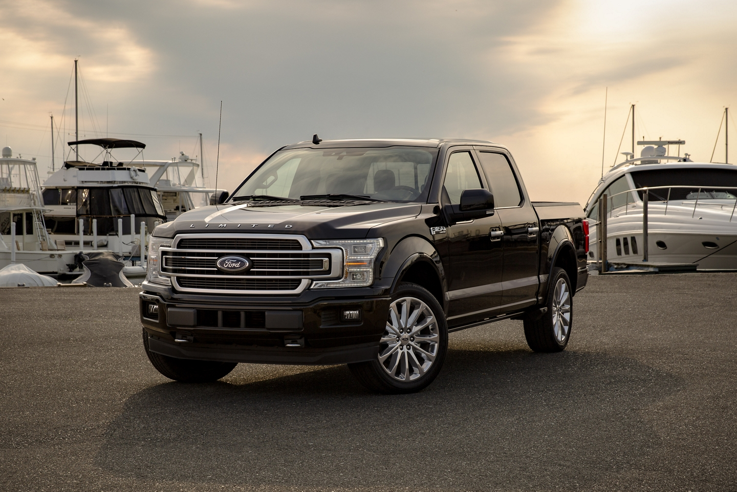 2020 Ford F-150 Key Features near Mesquite, TX