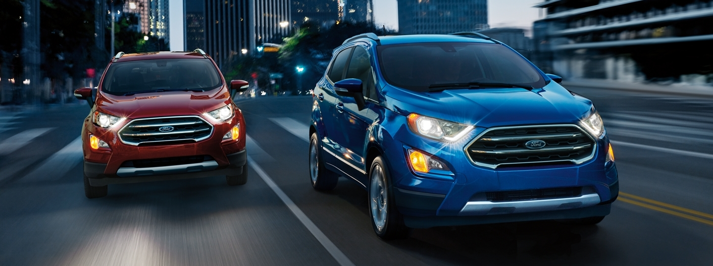 2020 Ford EcoSport for Sale near Mesquite, TX