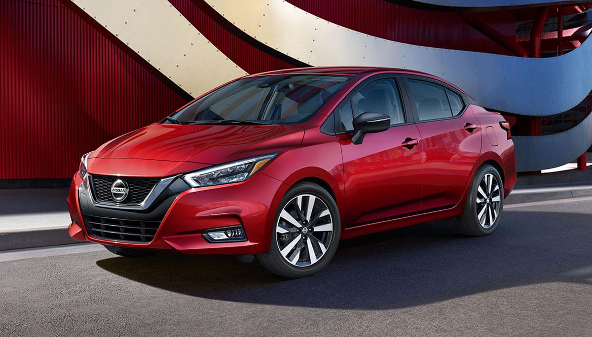 2020 Nissan Versa Discounts