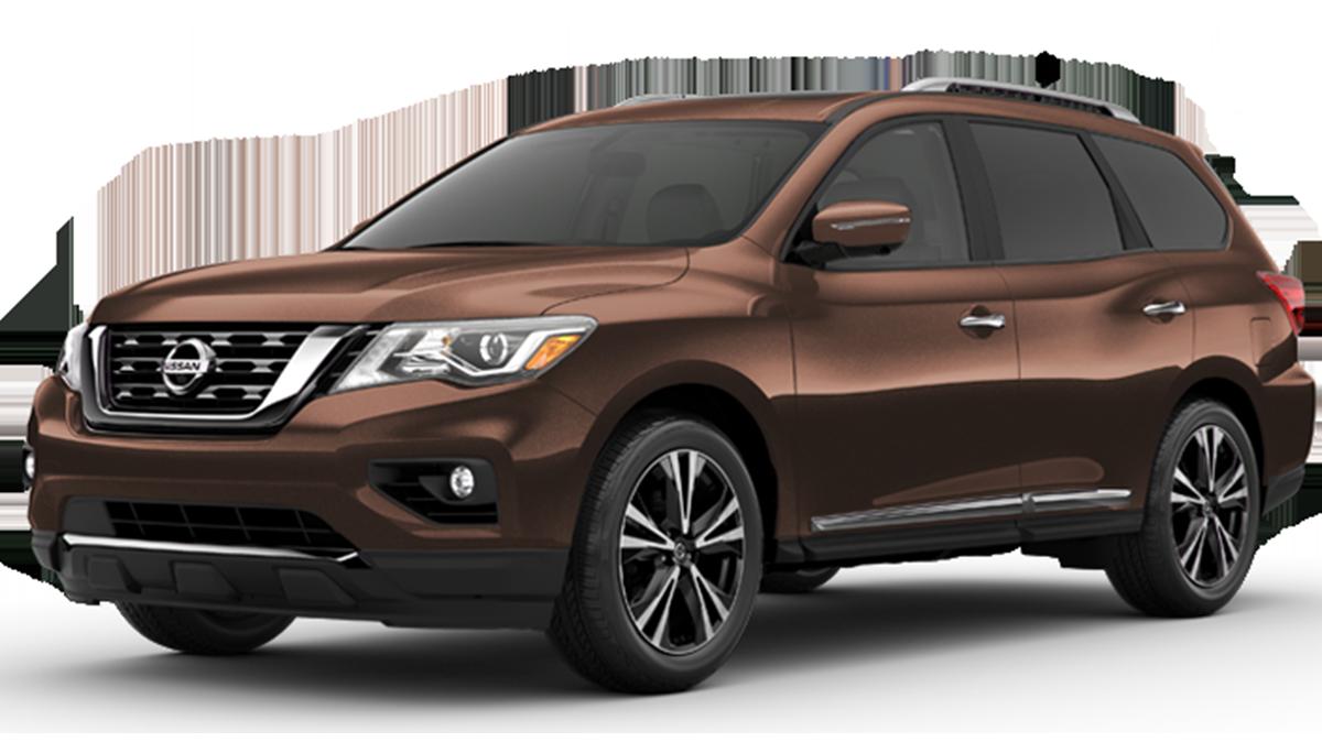 2019 Nissan Pathfinder Discounts