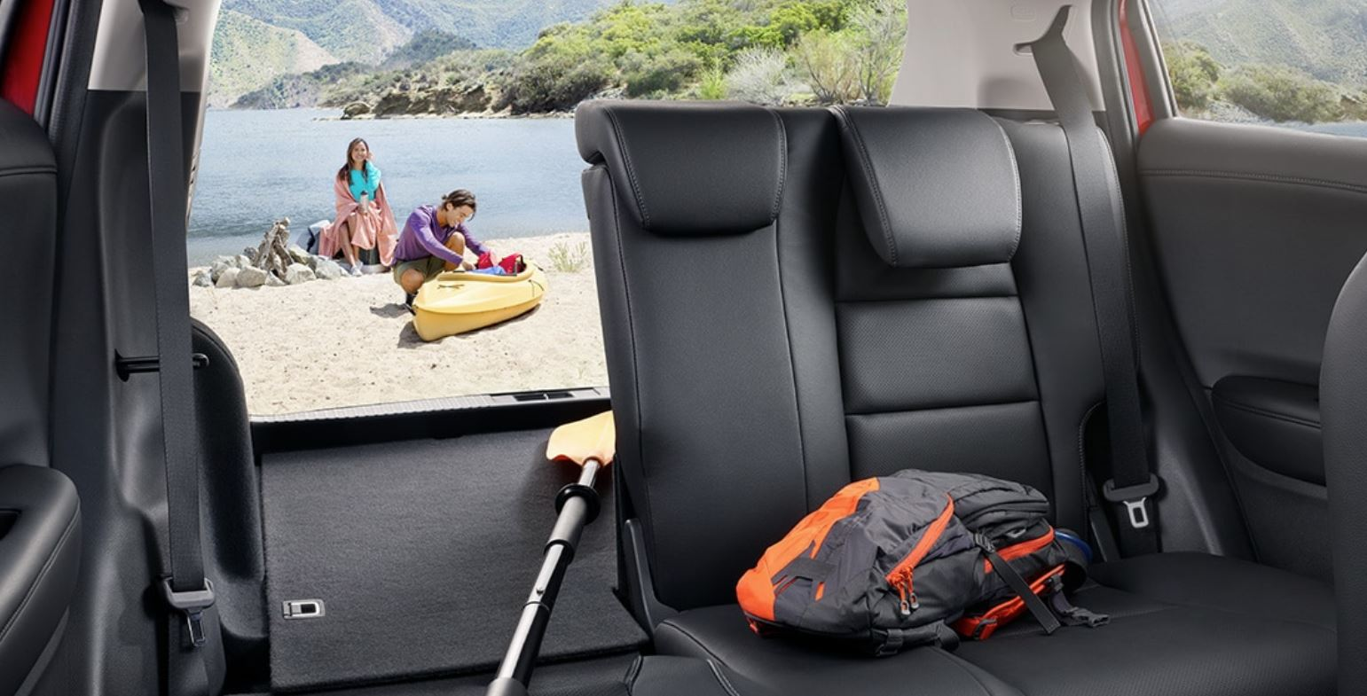 Cargo Space in the 2020 HR-V