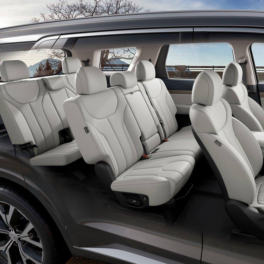 Hyundai Palisade 8-passenger