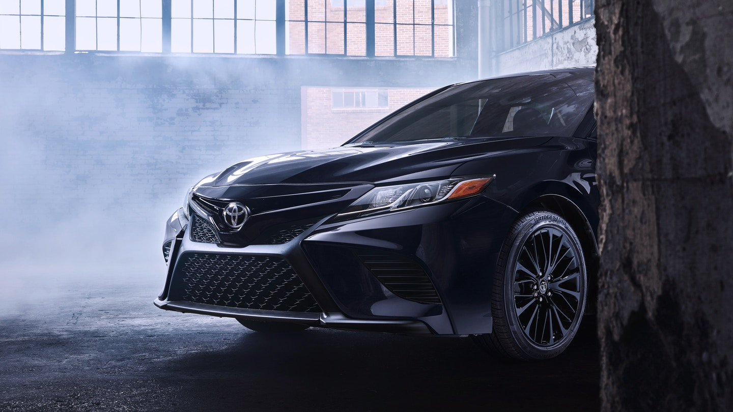 Stunning Look of the 2020 Camry
