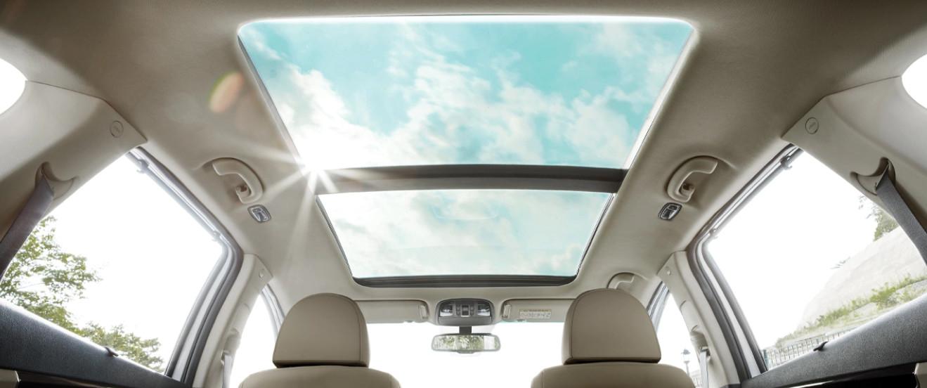 2020 Kia Sorento Available Panoramic Sunroof