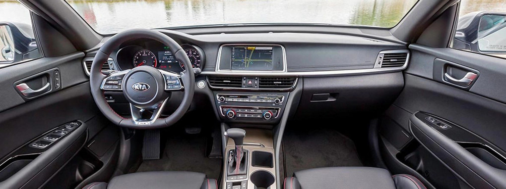Secure Cabin of the 2020 Optima