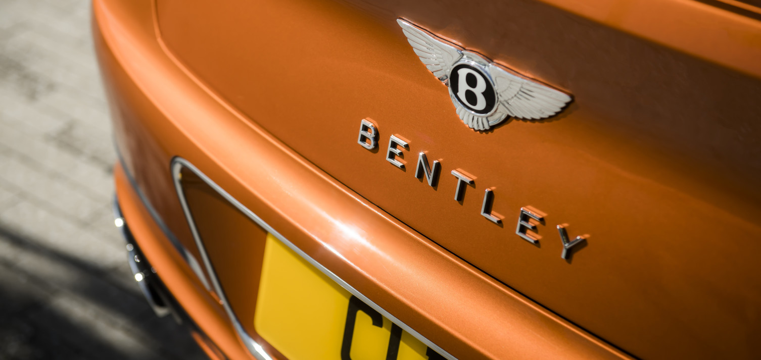 Make a Statement with the 2020 Bentley Continental GT