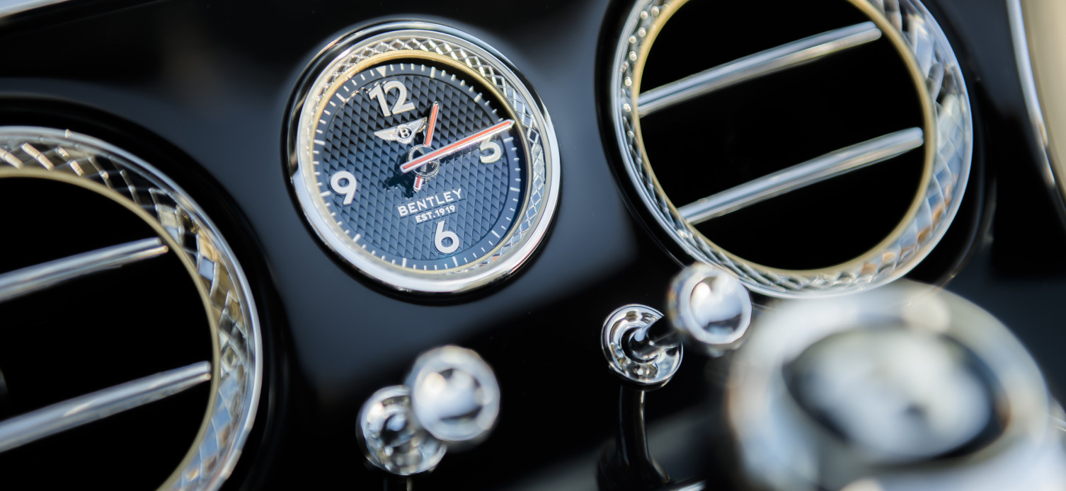 Exquisite Details in the 2020 Continental GT