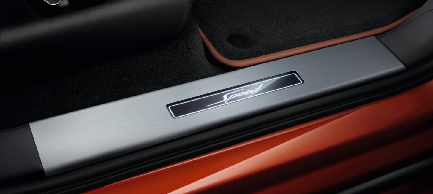 Stylish Accents in the 2020 Bentayga