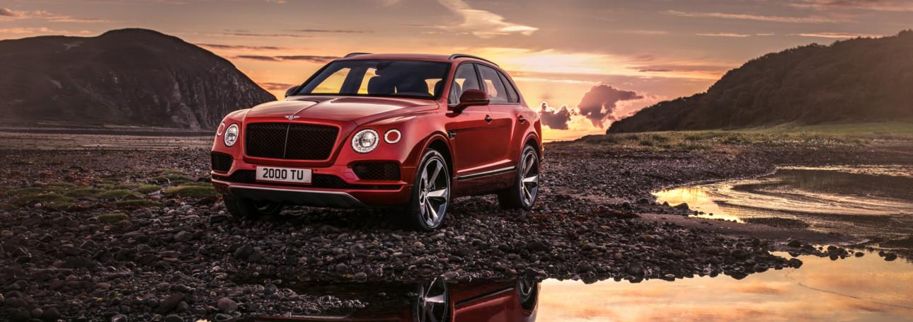 2020 Bentley Bentayga Key Features in Northbrook, IL