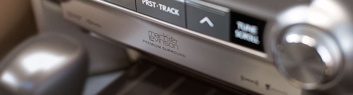 Mark Levinson Stereo in the 2020 GX 460