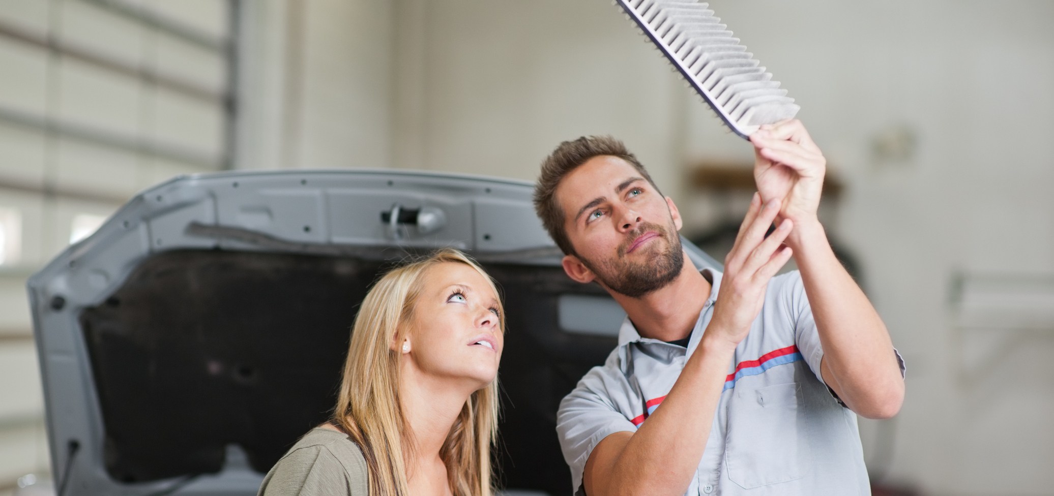 Cabin Air Filter Replacement in Towson, MD