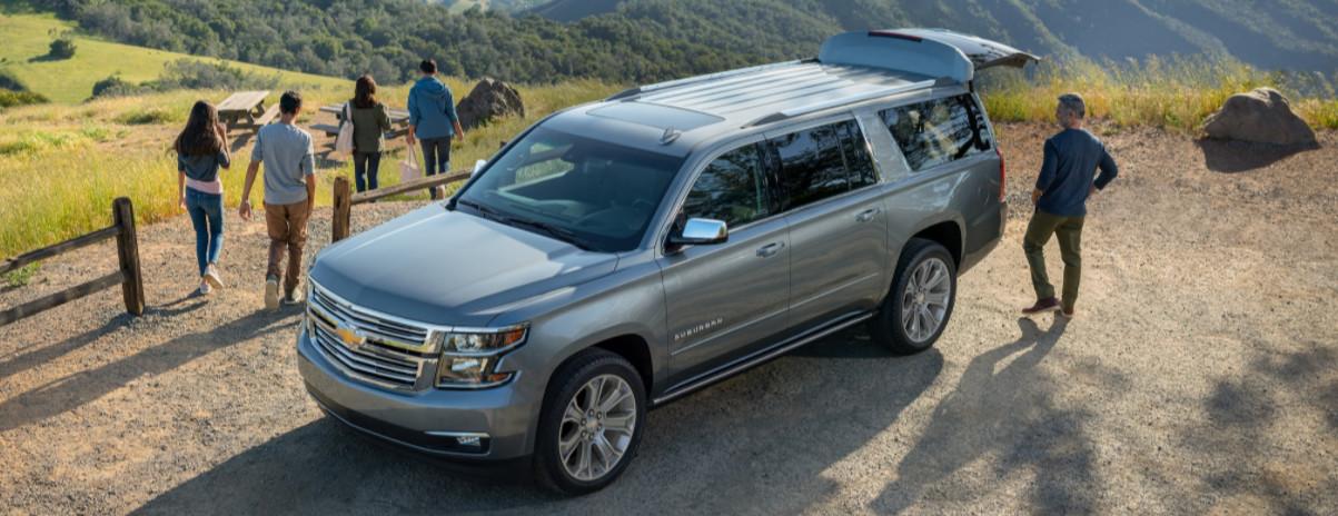 2020 Chevrolet Suburban Lease near Owasso, OK