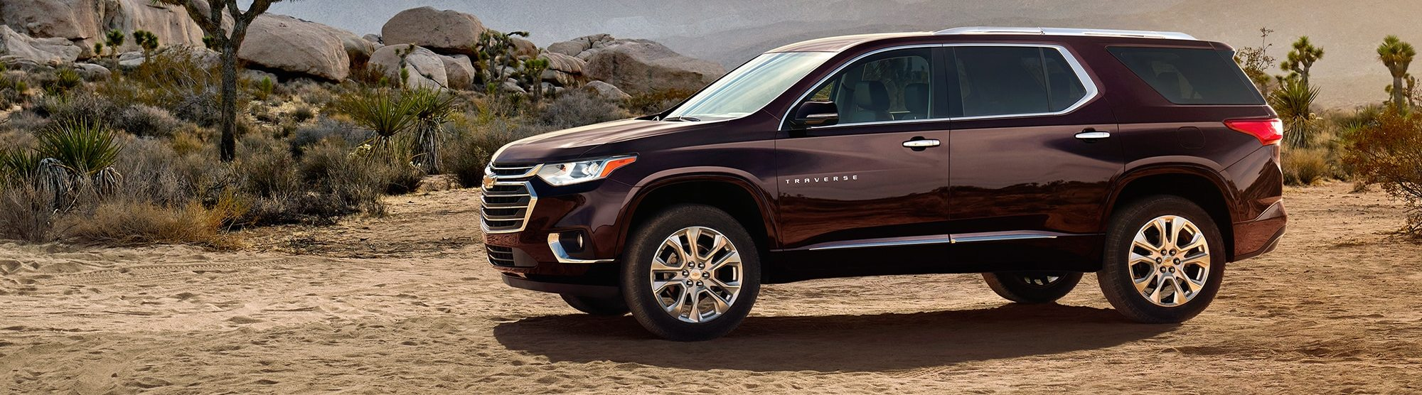 2020 Chevrolet Traverse Lease near Orland Park, IL