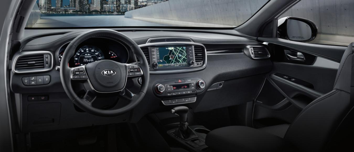 2020 Kia Sorento Navigation Technology
