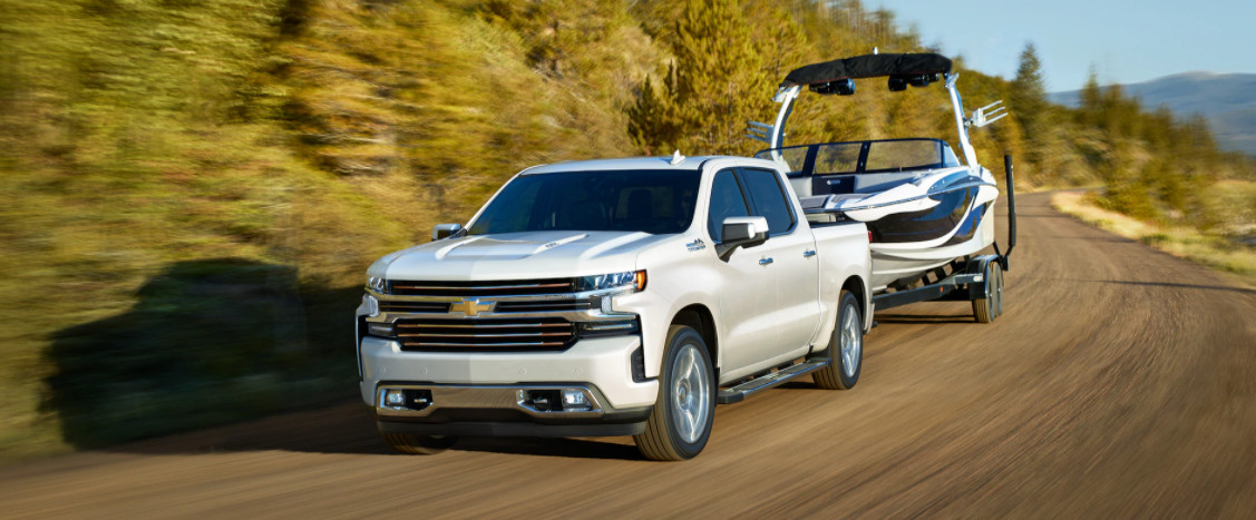 2020 Chevrolet Silverado 1500 Lease near Downers Grove, IL