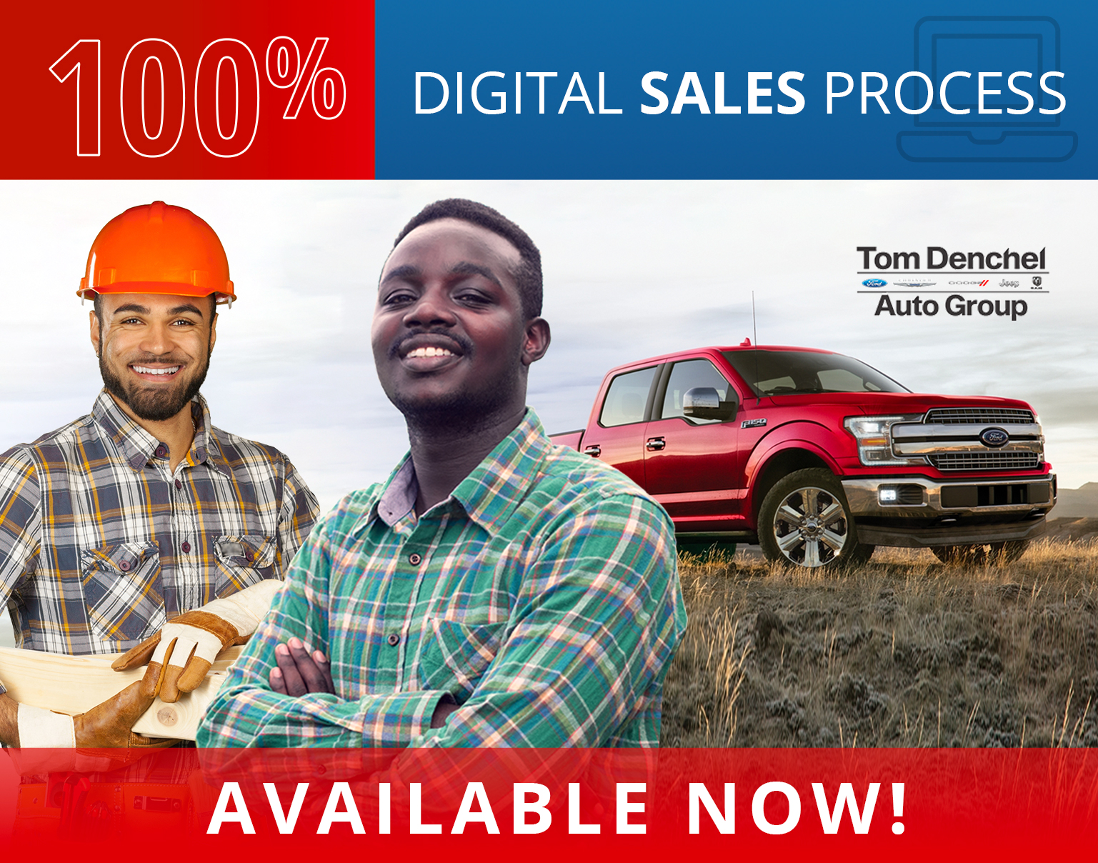 100% Online Sale Process Now Available