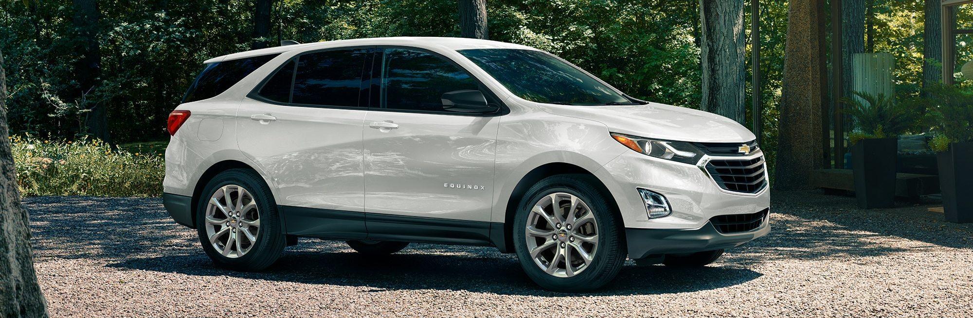 2020 Chevrolet Equinox Lease near Alma, MI