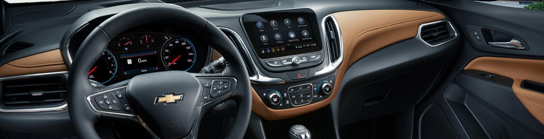 2020 Chevrolet Equinox Front Dashboard
