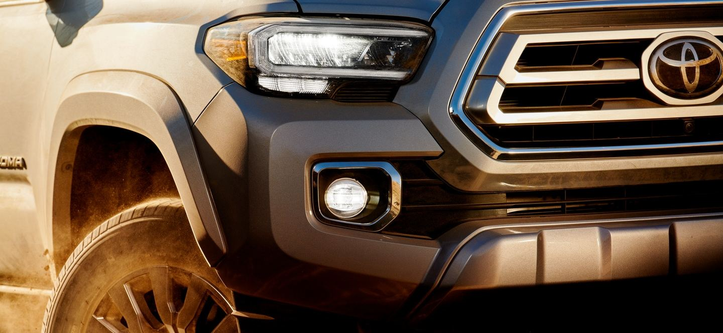 Brighten Up the Road in the 2020 Tacoma