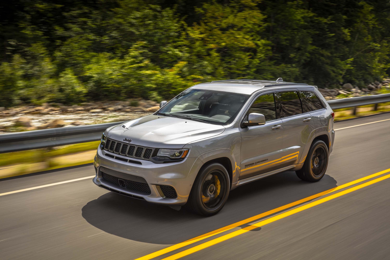 2020 Jeep Grand Cherokee Lease near Bergenfield, NJ